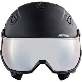 Alpina Grap Visor 2.0 HM Casco de esquí, black matt
